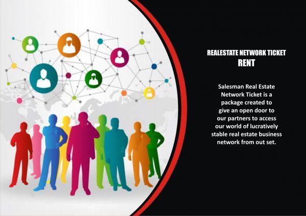 Realestate Network Ticket