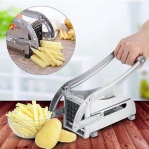 Stainless Steel Potato Chipper